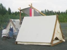 viikinkiteltta